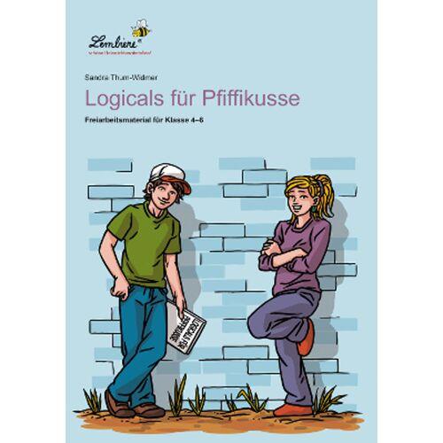 Lernbiene Logicals für Pfiffikusse (PR)