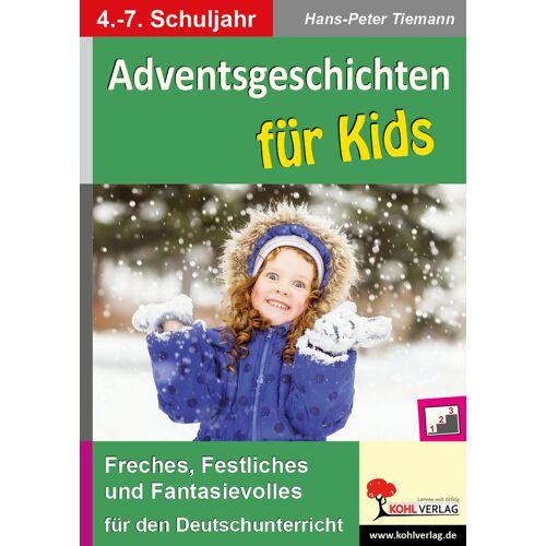 KOHL Verlag Adventsgeschichten für Kids