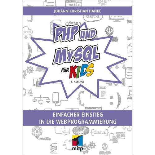 mitp PHP und MySQL für Kids