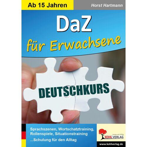 KOHL Verlag DaZ ... für Erwachsene
