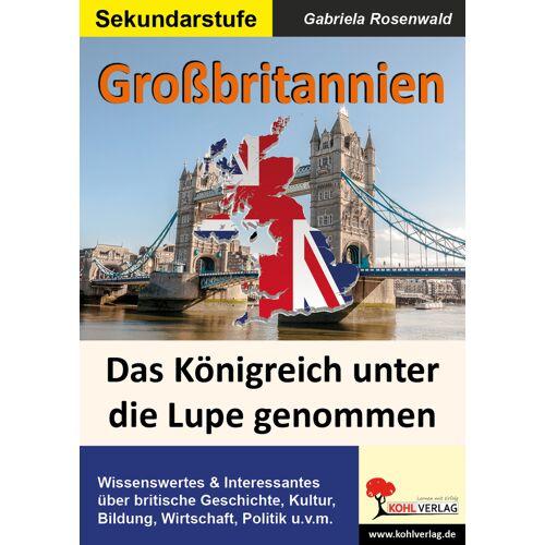 KOHL Verlag Großbritannien