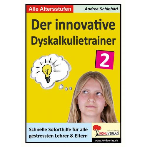 KOHL Verlag Der innovative Dyskalkulietrainer / Band 2