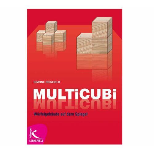 Persen Verlag MultiCubi - Würfelgebäude auf dem Spiegel