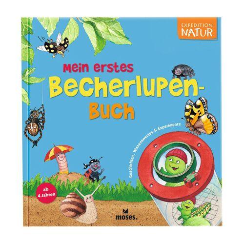 Persen Verlag Mein erstes Becherlupen-Buch