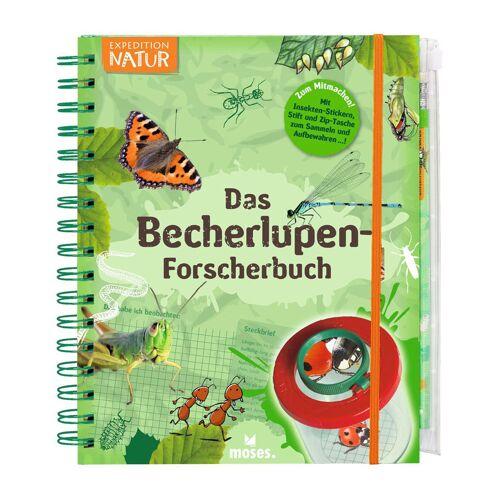 Persen Verlag Das Becherlupen-Forscherbuch
