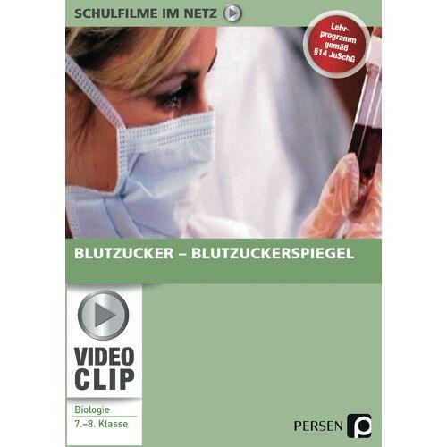 Persen Verlag Blutzucker - Blutzuckerspiegel