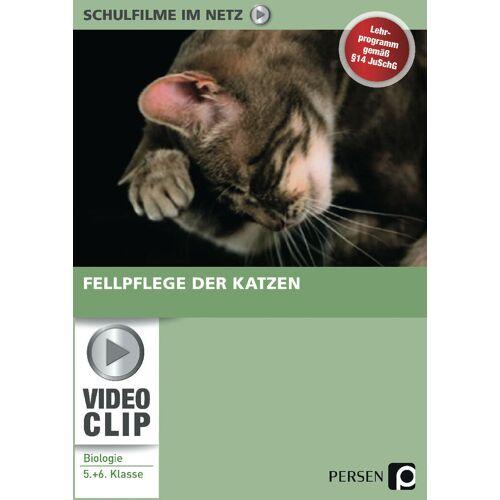 Persen Verlag Fellpflege der Katzen