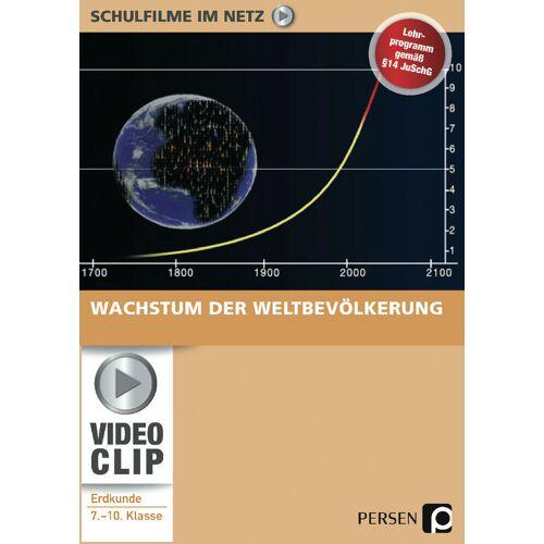 Persen Verlag Wachstum der Weltbevölkerung