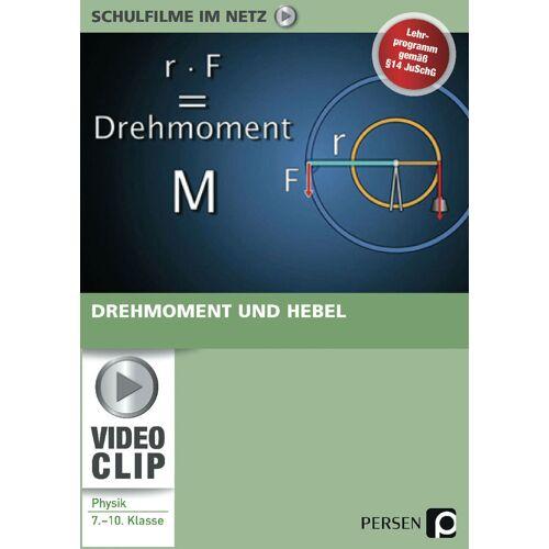 Persen Verlag Drehmoment und Hebel