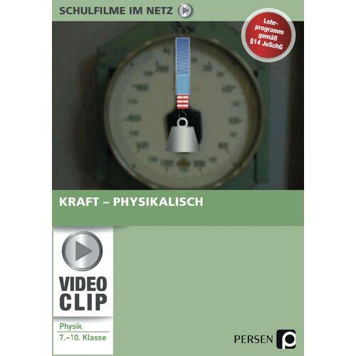 Persen Verlag Kraft - physikalisch