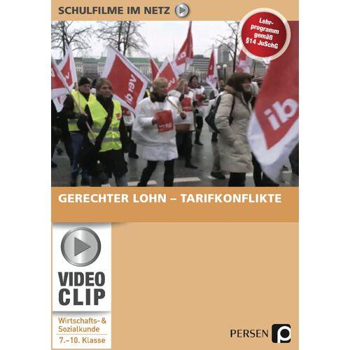 Persen Verlag Gerechter Lohn - Tarifkonflikte