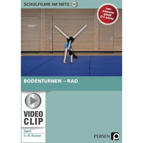 Persen Verlag Bodenturnen - Rad