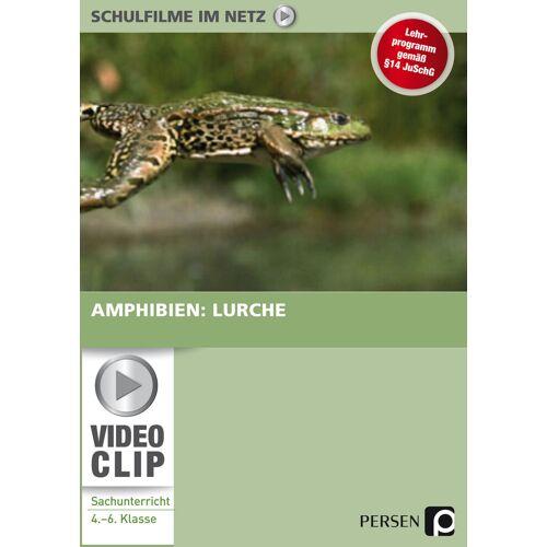 Persen Verlag Amphibien: Lurche