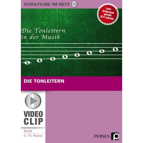 Persen Verlag Die Tonleitern