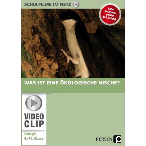 Persen Verlag Was ist eine ökologische Nische?