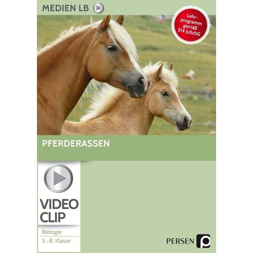 Persen Verlag Pferderassen
