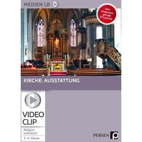 Persen Verlag Kirche: Ausstattung