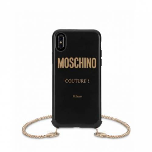 Moschino Cover Iphone Xs Max Moschino Couture