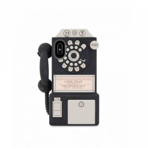 Moschino Cover Iphone X / Xs Moschino Public Phone