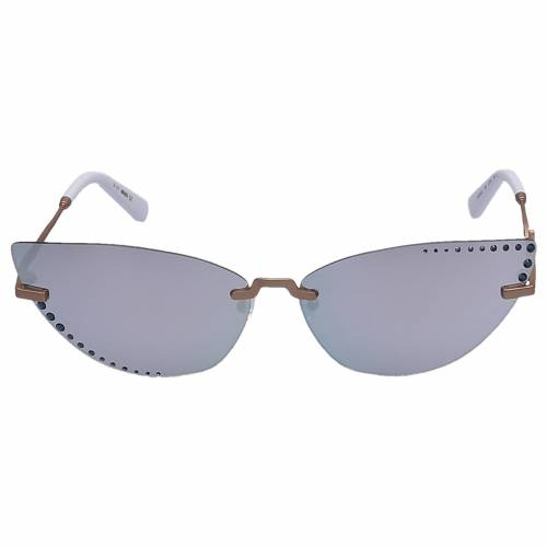 Kenzo Sonnenbrille Cat Eye 40004U 29C Metall gold