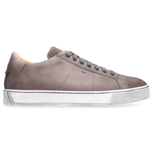 Santoni Sneaker low 21012 Nubukleder