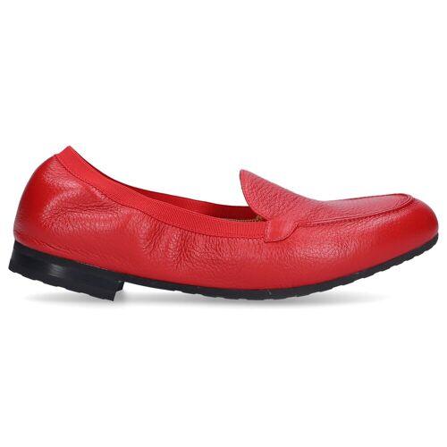 Truman's Loafer 8982 Hirschleder rot