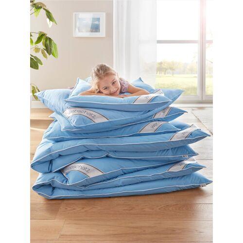 OBB Daunen Bettenprogramm OBB blau