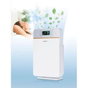 MAXXMEE Digitaler Luftreiniger, 6-Stufen-Reinigungsprozess, Fernbedienung MAXXMEE weiß