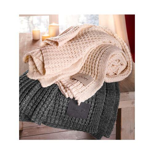 JOOP! Plaid 'Knit' JOOP! Beige