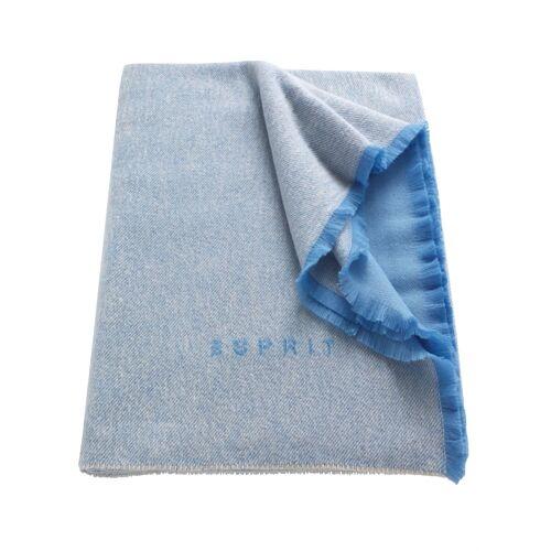Esprit Plaid Logo Esprit Blue/Beige