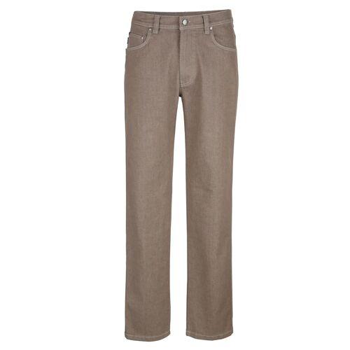 Brühl 5-Pocket Jeans Brühl Beige