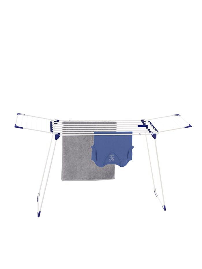 Leifheit Standwäschetrockner 'Classic Extendable 230 Solid' Leifheit Weiß::Blau
