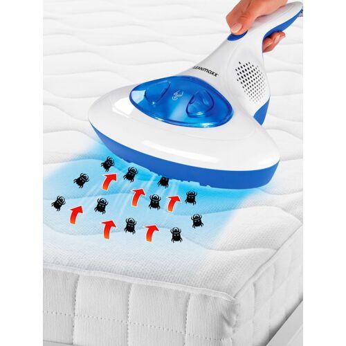 Cleanmaxx Antimilben-Handstaubsauger mit UV-C-Licht Cleanmaxx weiß/blau