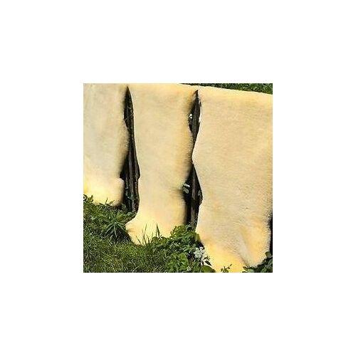 Hollert Schaffell waschbar ökologische Gerbung XXL 120-130 cm