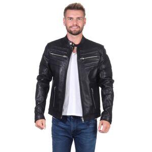 Hollert German Leather Fashion Lederjacke - KOZA XL
