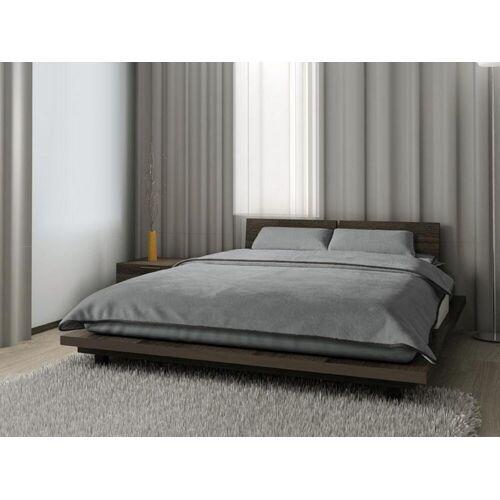 Hollert Wolldecke Alpaka Prestige 160 x 200 Grau