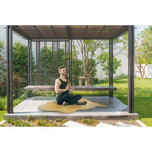 Hollert Yoga Schaffell medizinische Gerbung versch. Größen 110-120