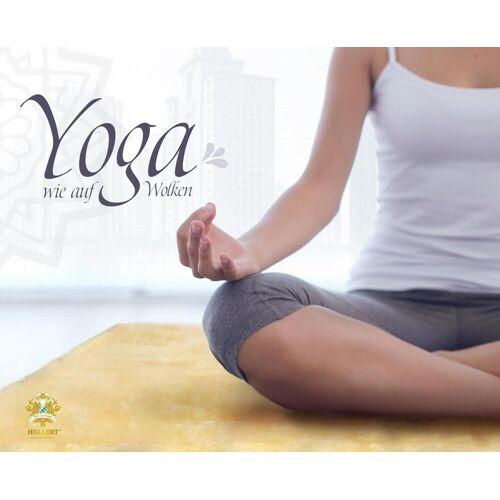 Hollert Yogamatte aus Lammfell medizinische Gerbung versch. Größen 160 x 80