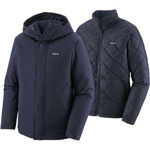 Patagonia Men's Lone Mountain 3-in-1 Jacket - neo navy   L