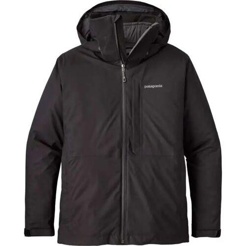 Patagonia 3-in-1 Snowshot Jacket Men - black   L
