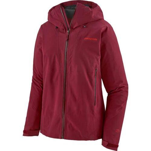Patagonia Women's Galvanized Jacket - roamer red   S