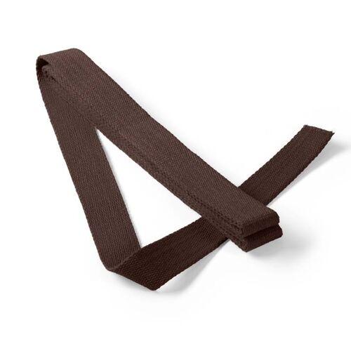 PRYM Gurtband für Taschen, 30mm, dunkelbraun, 3m, 100% Baumwolle, Bänder & Borten, Gurtbänder