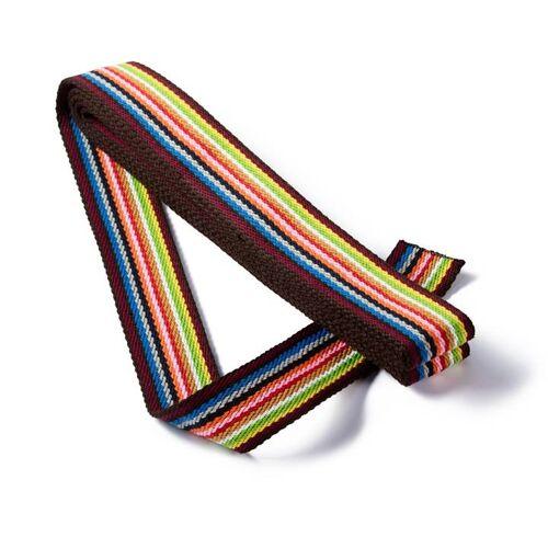 PRYM Gurtband für Taschen   Größe 1m   Farbe: braun   Kategorie: Gurtbänder   100% Polyester