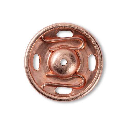 PRYM Annäh-Druckknöpfe   Farbe: ros   Kategorie: Knöpfe  Druckknöpfe   100% Messing