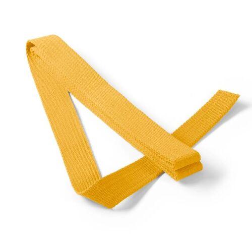 PRYM Gurtband für Taschen   Größe 1m   Farbe: gelb   Kategorie: Gurtbänder   100% Baumwolle