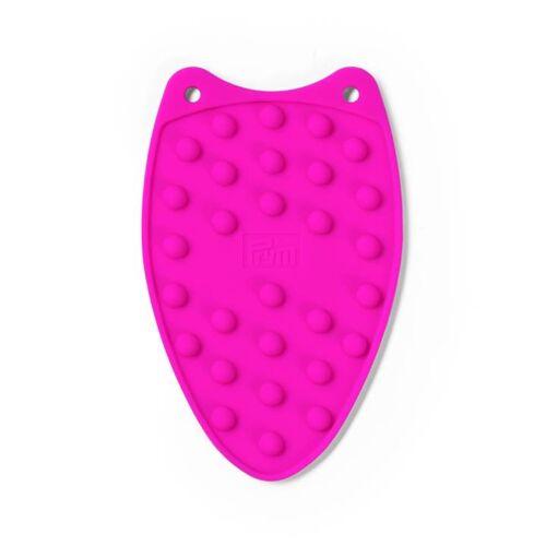 PRYM Bügeleisen-Ablage MINI   Farbe: pink   Kategorie: Bügeleisen & -Zubehör   100% Silikon
