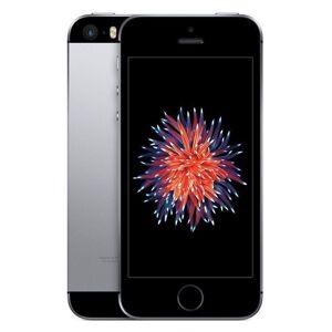 Refurbished-Sehr gut-iPhone SE 128 Gb   Space Grau Ohne Vertrag/36 M. Garantie