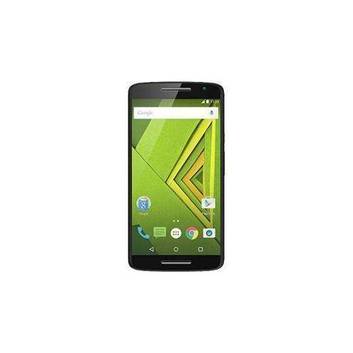 Motorola Refurbished-Gut-Motorola Moto X Play 16 Gb   Schwarz Ohne Vertrag/36 M. Garantie