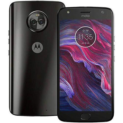Motorola Refurbished-Wie neu-Motorola Moto x4 32 Gb   Schwarz Ohne Vertrag/36 M. Garantie