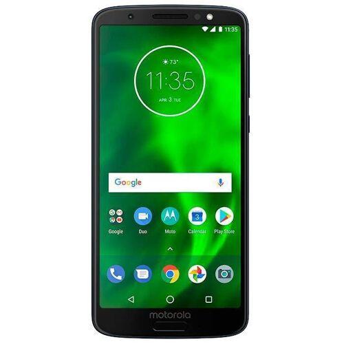 Motorola Refurbished-Wie neu-Motorola Moto G6 32 Gb   Blau Ohne Vertrag/36 M. Garantie
